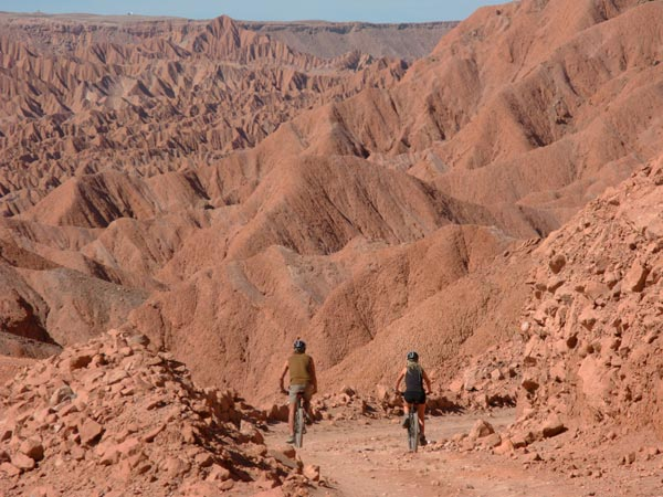 Visit to San Pedro de Atacama town, Moon Valley- Chile - AndesCampers
