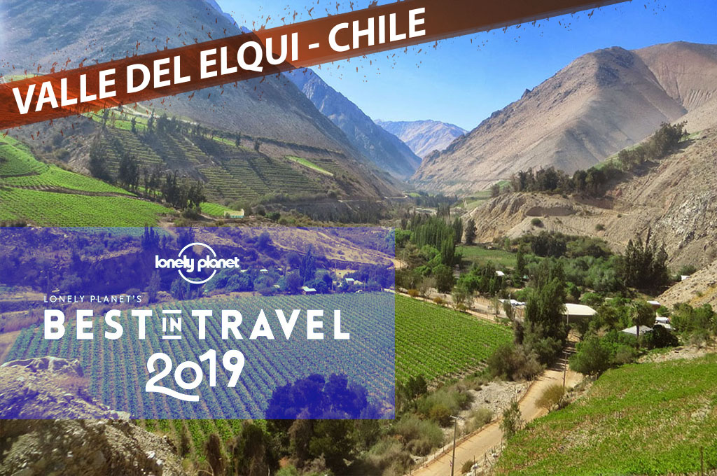 Lonely Planet valle del elqui
