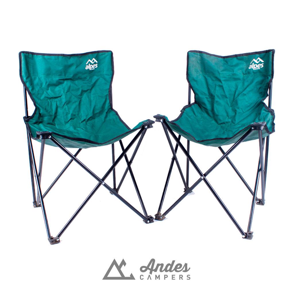 Camper en chile andes campers Mesas y sillas de camping