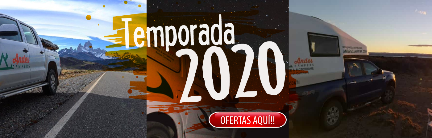 season 2020 Camper motorhome rental Chile