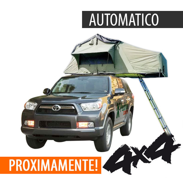 Xpedition Camper - Andes Campers