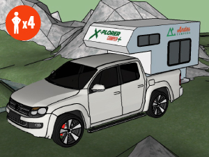 Xplorer Camper Plus Andescampers